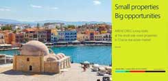 Chania Real Estate - Small properties for sale and big opportunities.