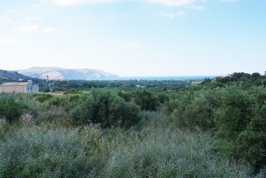 Kournas Plot for Sale: Dreaming with Panoramic Views