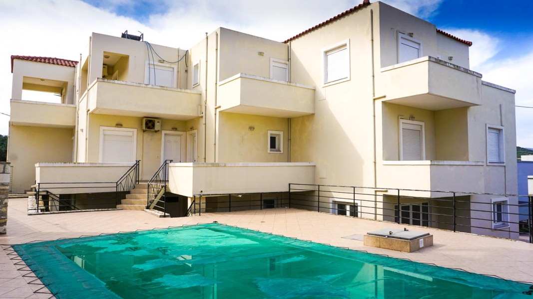 Almyrida maisonettes for sale. Discover this property for sale in Apokoronas, Chania.