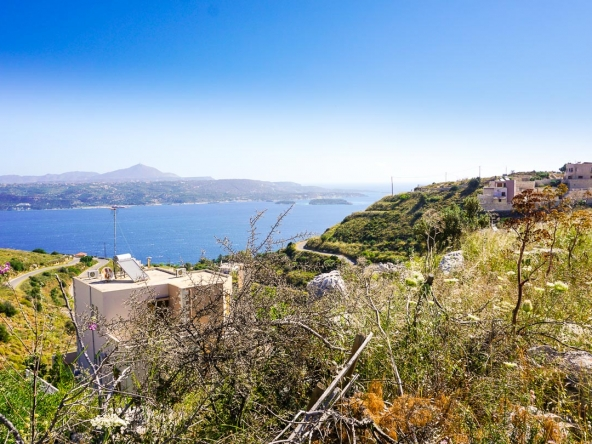 Megala Chorafia Plot for Sale, An Investment plot near Chania Town