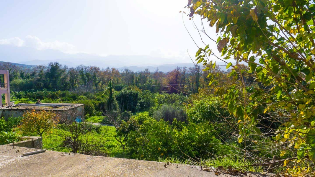Building plot in Kirtomados, Agia, near Platanias from Chania Real Estate