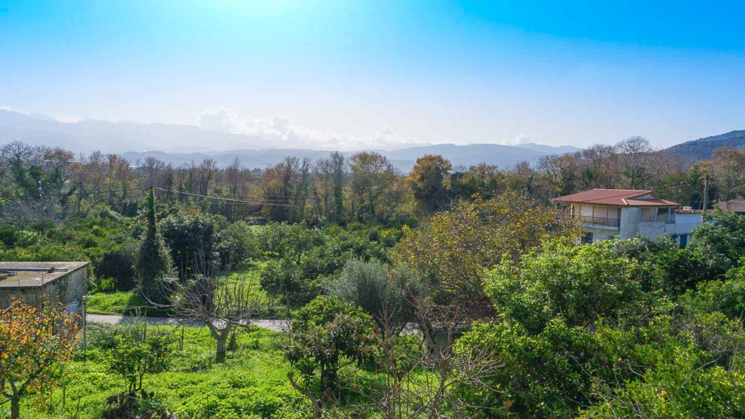 Building plot near Agia (Ayia) Lake and Platanias from Chania Real Estate