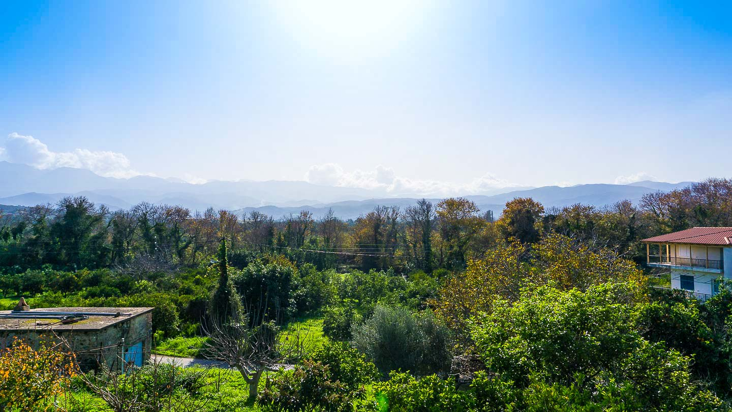 Plot for sale in Kirtomados, Therissos